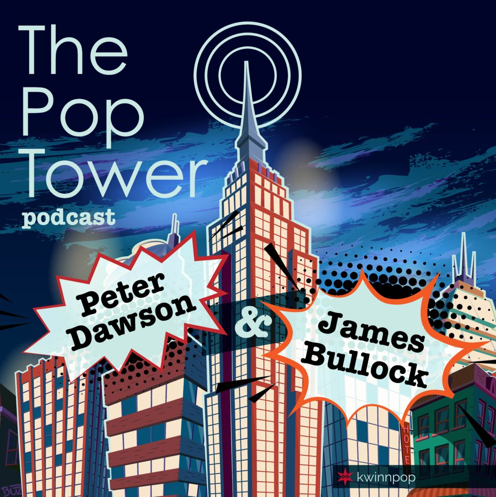Pop Tower Podcast Episode 71 Final Fantasy Viir Altered Carbon Dragon Quest Your Story Sonic Movie Kwinn Pop